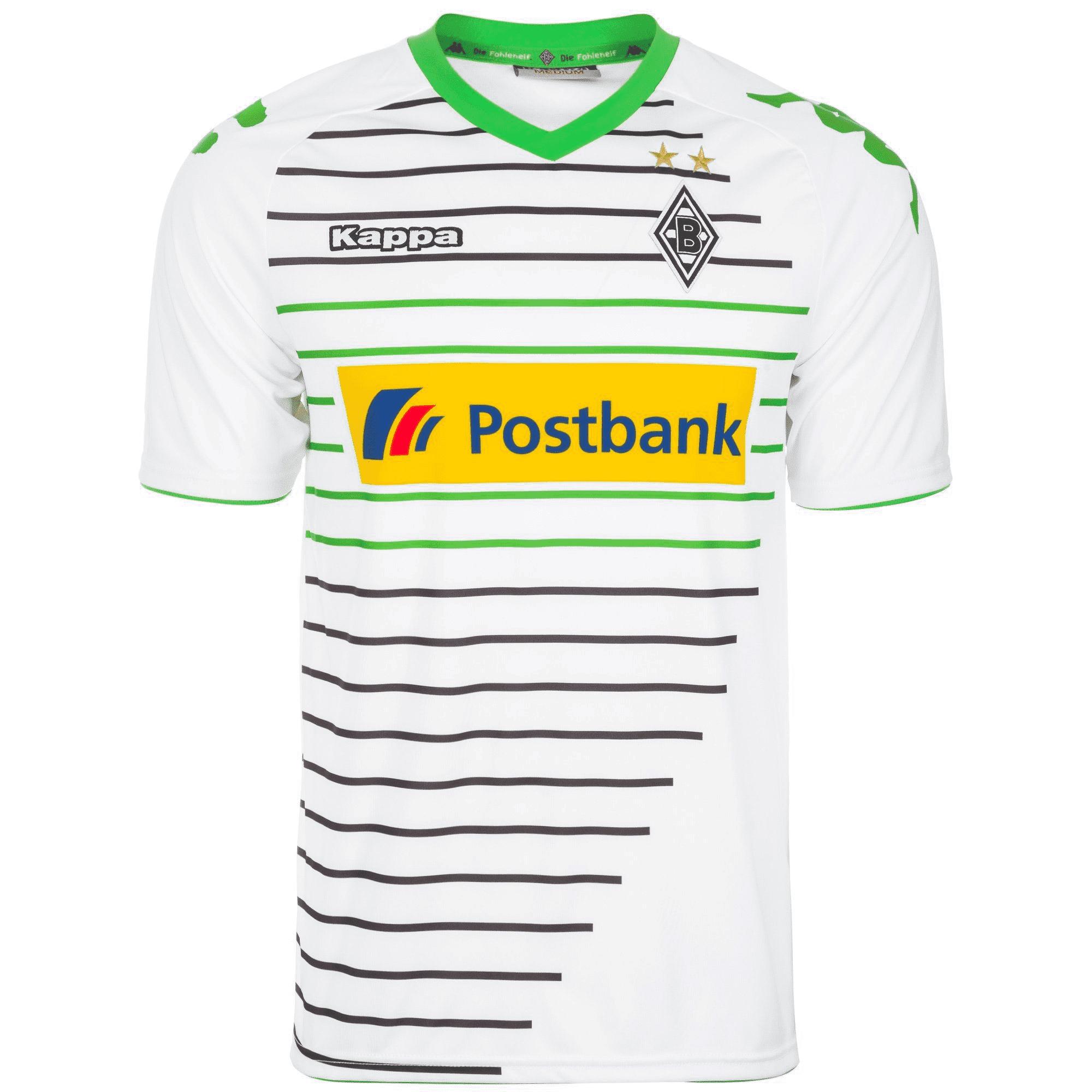 Borussia Mönchengladbach Trikot Home 2013/2014 Herren in Größe 3XL