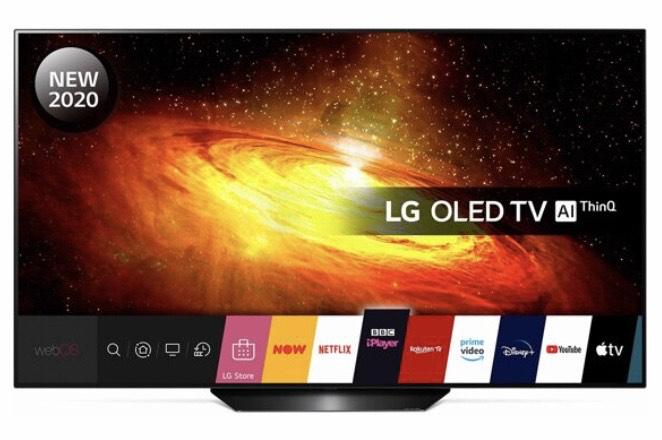 LG OLED 65BX6LB