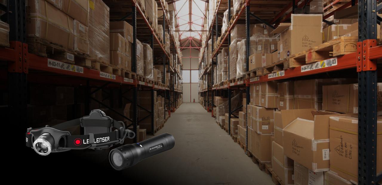 Ledlenser - Lager DEALS - 40% auf ausgewählte Produkte