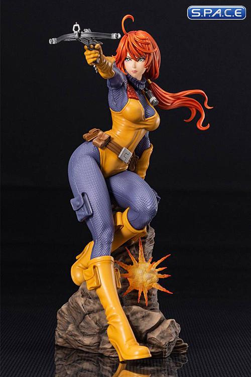 G.I. Joe Scarlett Bishoujo Kotobukiya 1/7 Scale PVC Figur // SAMMELDEAL // Freddy Krüger, Okoye, Iron Man Illusion Deluxe