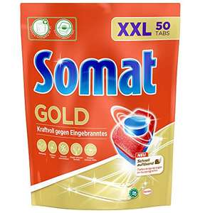 [Amazon Prime] Somat Gold 200 Tabs für 15,33 € / <8 Cent pro Tab (personalisiert)
