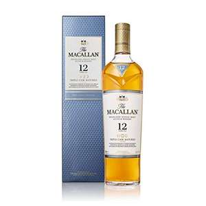 Amazon: Macallan 12 Years Triple Cask Matured - Whisky