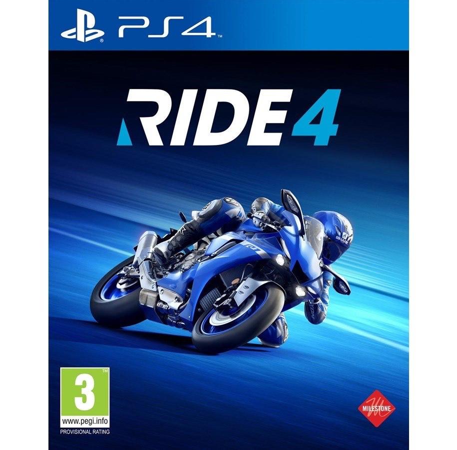 Ride 4 Ps4 für 14,99€ + Versand
