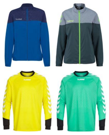 hummel Sale bei Sportspar, zB: Sirius Micro Damen Outdoor Jacke (Größen XS bis XL)