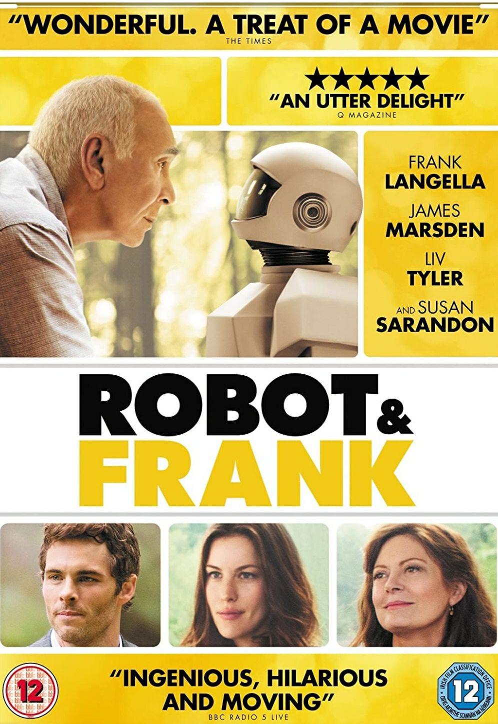 """[Servus TV Mediathek] """"Robot&Frank"""" mit Frank Langella, Liv Taylor und Susan Sarandon kostenlos streamen [IMDb 7.1]"""