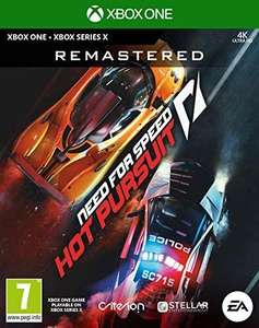 Need for Speed Hot PursuitRemastered (Xbox One) [Amazon.es]