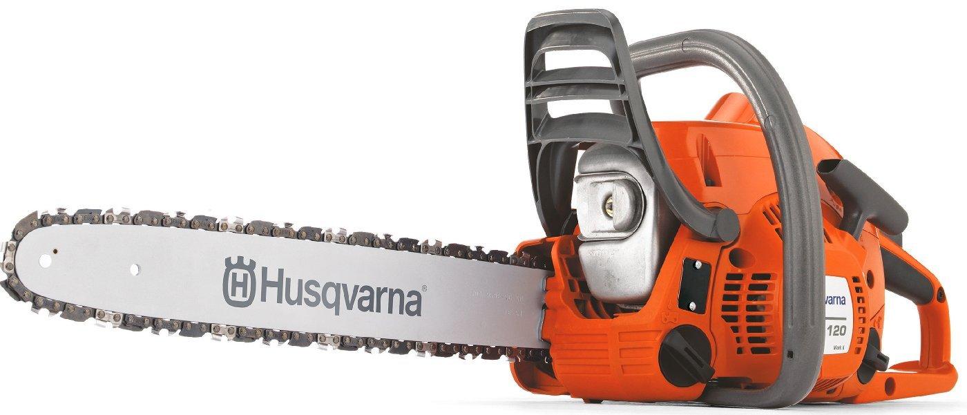Husqvarna Kettensäge 120 Mark II Modell 2021