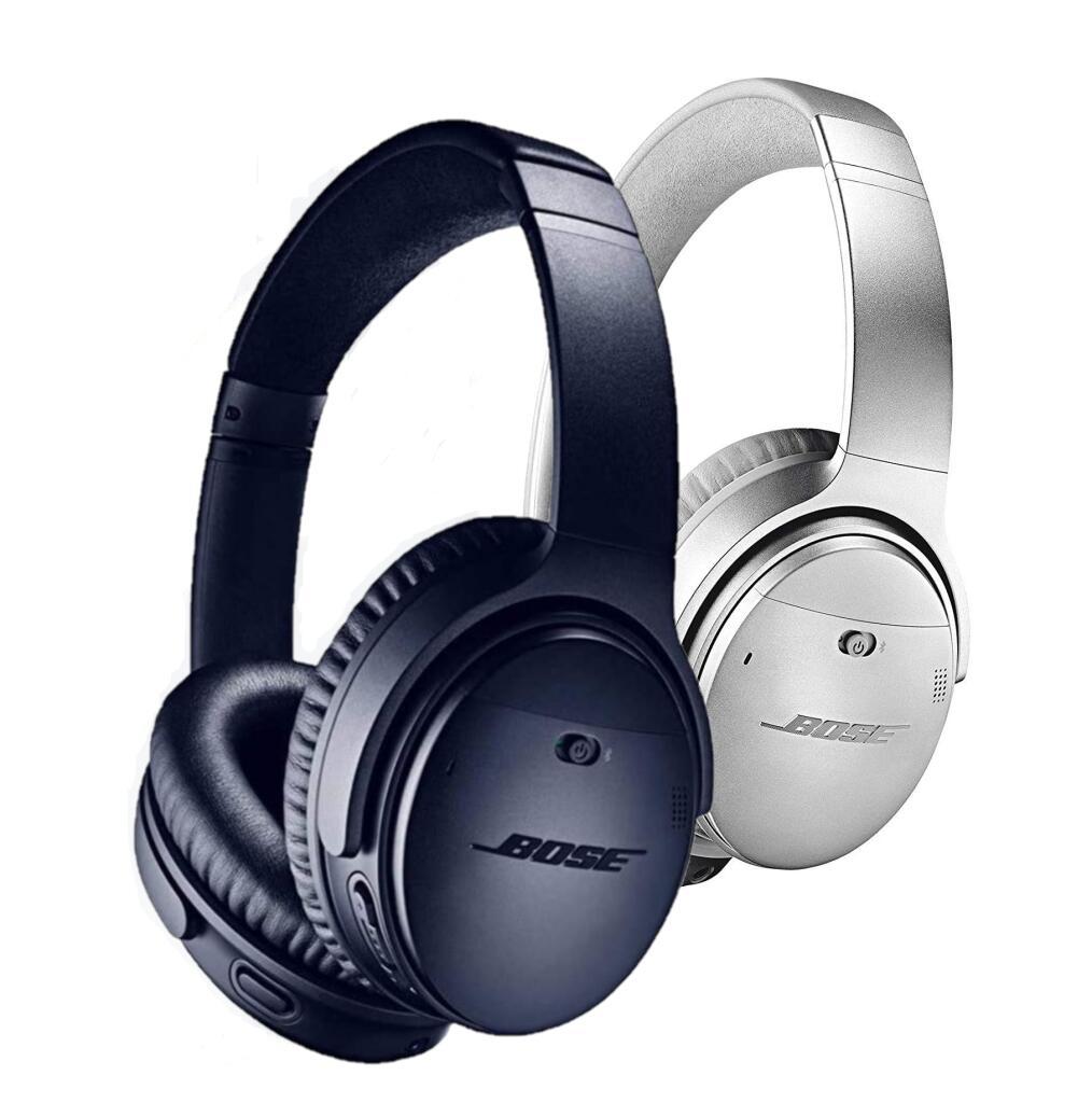 [Amazon.es] BOSE QC 35 II Noise Cancelling Over-Ear Kopfhörer, mit Integriertem Mikrofon und Alexa-Sprachsteuerung für 171,67€