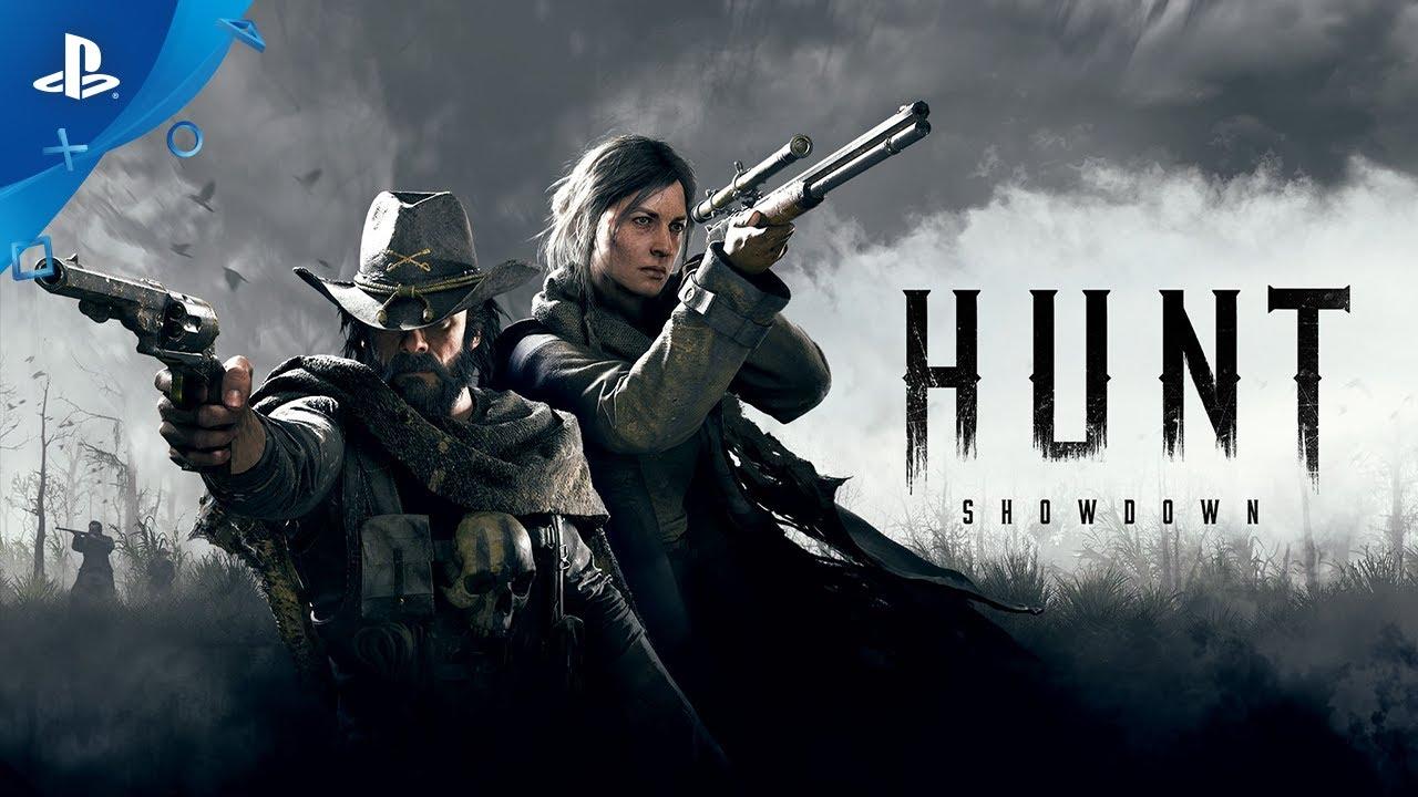 Playstation Store: Hunt: Showdown