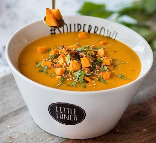 Little Lunch Kürbis-Mango Bio-Suppe für 1,88€ – keine VSK ab 17 Stück