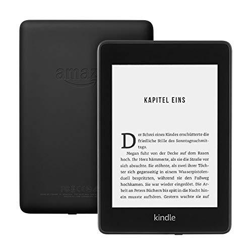Kindle Paperwhite, wasserfest, 6 Zoll (15 cm), 8 GB – mit Werbung – [ALLE FARBEN]