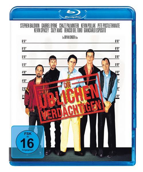 Die üblichen Verdächtigen [Blu-ray] für 5,19€ [Thalia KultClub]