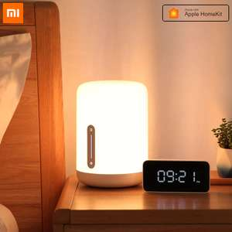 [ALIEXPRESS] Xiaomi Mi Smart Bedside Lamp 2, dimmbar, 16 Mio Farben, iOS/Android App, Amazon Alexa, Google Assistant, Apple HomeKit [Polen]