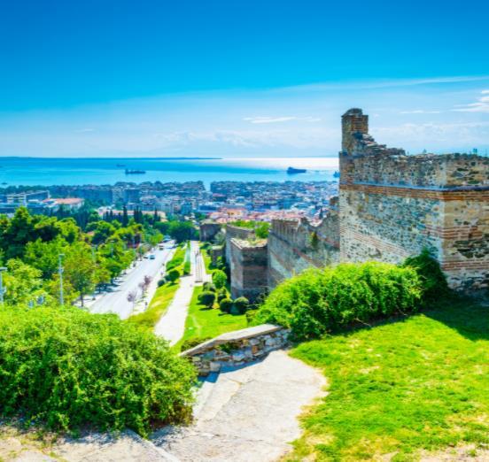 Flüge: Thessaloniki / Griechenland (Nov-März) Nonstop Hin- und Rückflug mit Aegean von Berlin für 75€