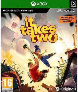 It Takes Two Xbox One - Couch-Koop Adventure - PEGI (inkl. Xbox Series X Upgrade)