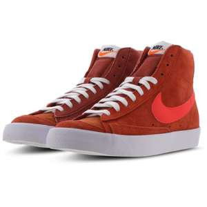 Nike Blazer Mid '77 Vintage für Herren in Brown-Red-White (Gr. 40 - 45) oder White-Orange-Black (Gr. 40 - 44 + 47,5)