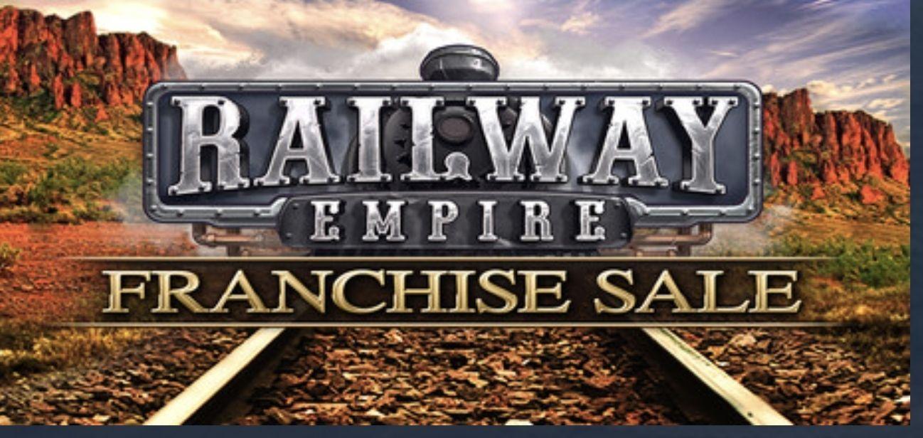 Railway Empire Franchise sale