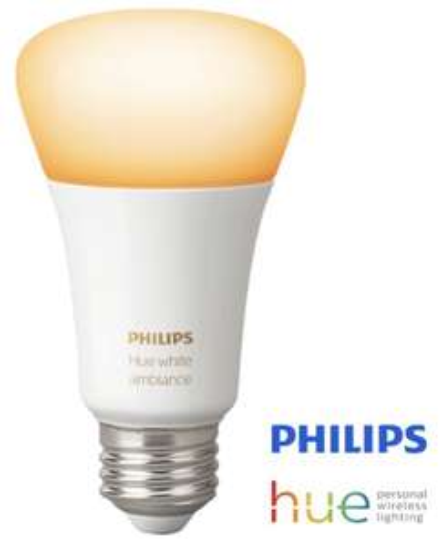 PHILIPS Hue White Ambiance E27 Bluetooth für 16,90€ [Abholung Mediamarkt/Saturn]