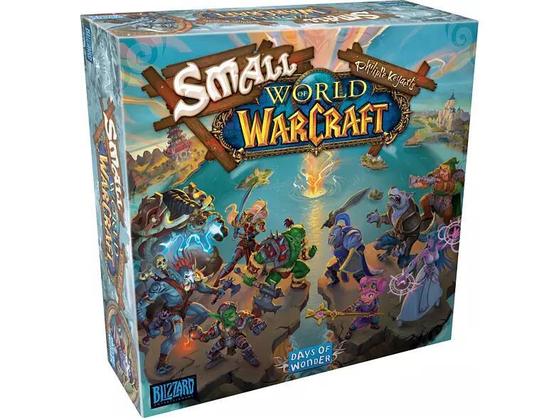 World of Warcraft Gesellschaftsspiel DAYS OF WONDER Small
