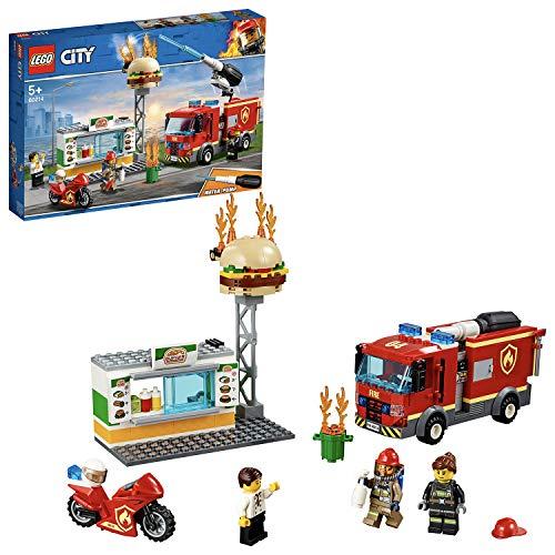 [amazon | prime] LEGO 60214 City Feuerwehreinsatz im Burger-Restaurant