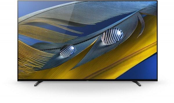 "Sony Bravia XR-77A83J 195 cm (77"") OLED-TV titanschwarz Modell 2021"