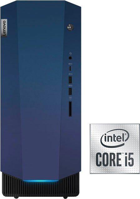 Lenovo IdeaCentre G5 14IMB05 Gaming PC Kompakt Intel i5 10400F, 8GB RAM, 512GB SSD, GTX1650 Super WIn 10 Home