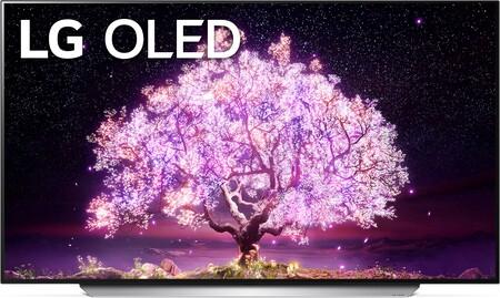 LG OLED65C19LA.AEU OLED TV Modelljahr 2021 65 Zoll (164 cm), 4K UHD, SmartTV, Sprachsteuerung (Alexa, Google Assistant integriert)
