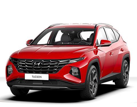 Privatleasing: Hyundai Tucson 1.6 / 265PS (Bafa / konfigurierbar) für 215€ (eff 239€) monatlich - LF:0,51