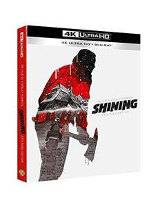 Shining 4K + Blu-ray Extended Edition mit dt. Tonspur [amazon.it]