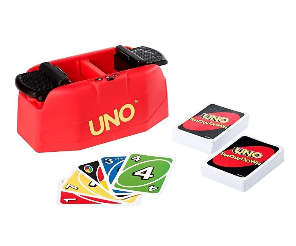 ( Amazon Prime ) Uno Showdown GKC04 2-10 Spieler ab 7 Jahren