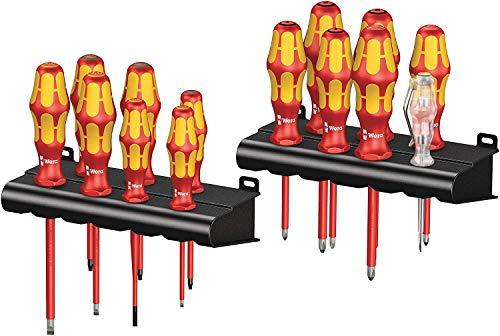 Wera Kraftform Big Pack 100 VDE Schraubendreher Set 14-teilig für 45,28€ [Amazon]