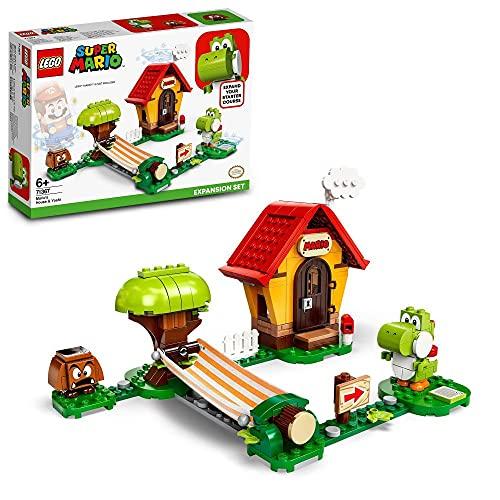 [amazon | prime] LEGO 71367 Super Mario Marios Haus und Yoshi – Erweiterungsset