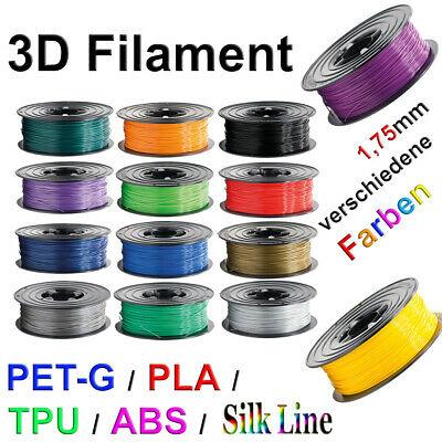 Filament 1kg Rolle PLA TPU ABS PETG PLA+ 5 Bestellen 4 Bezahlen