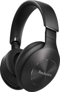 Technics EAH-F50B - Hi-Res Bluetooth Over-Ear Kopfhörer (AAC, aptX HD, LDAC, Quick Charge, Sprachassistent, Multi-Point)