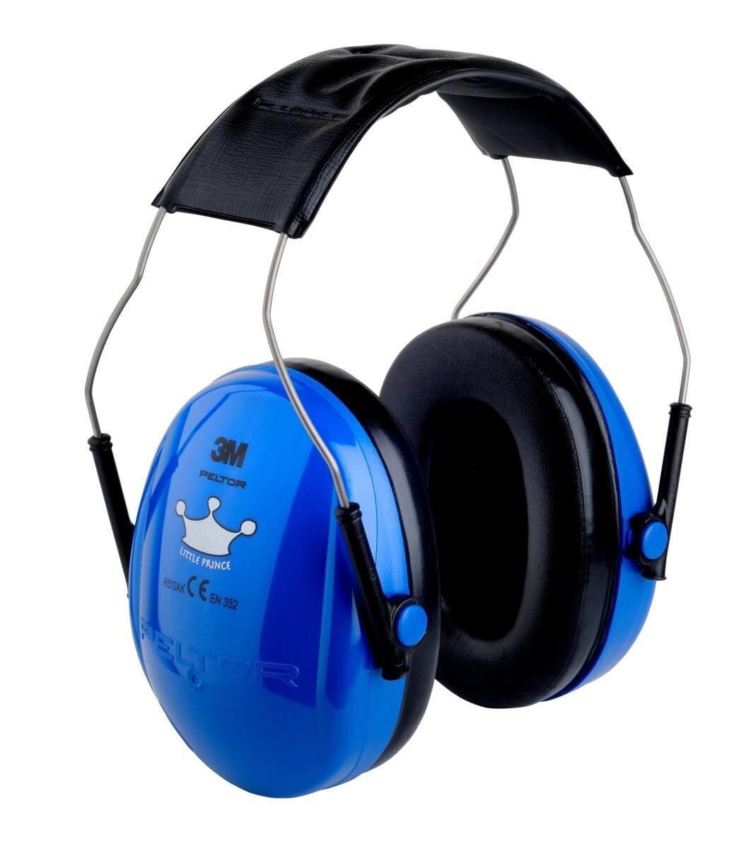 """3M Peltor Kids Prince blau SNR=27 dB Kinder Gehörschutz"""""""