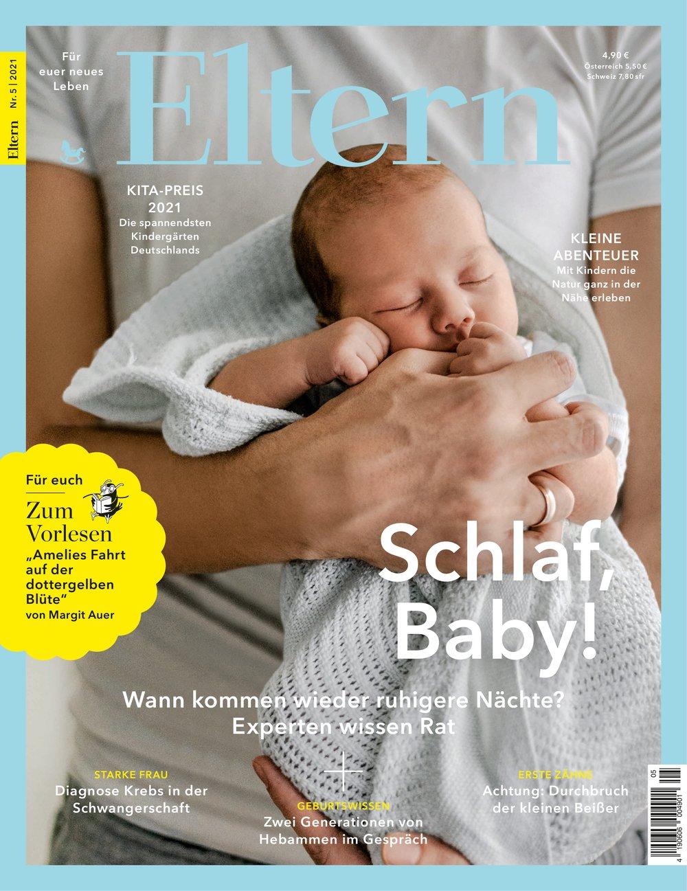 Eltern und Eltern Family Magazin im Jahresabo (13 Ausgaben) für jeweils 58,80 € + 50 € Gutscheinprämie (Amazon, BestChoice, oder Rossmann)