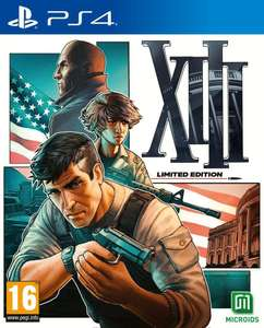 XIII Remastered Limited Edition inkl. Steelcase (PEGI) [Playstation 4]