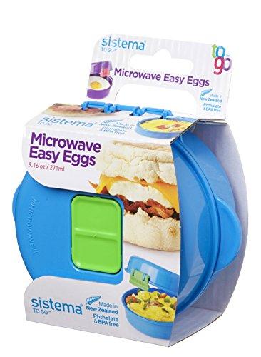 [amazon | prime] Sistema Easy Eggs To Go 9.16oz/271 ML