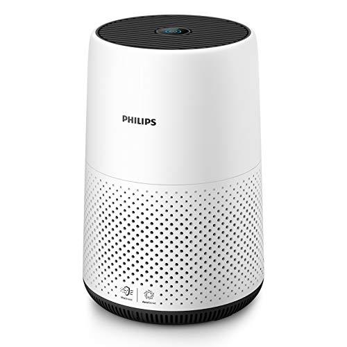 [Amazon.fr] Philips AC0820/10 Luftreiniger entfernt bis zu 99,9% der Viren und Aerosole* , für Allergiker, bis zu 49qm, CADR 190m³/h