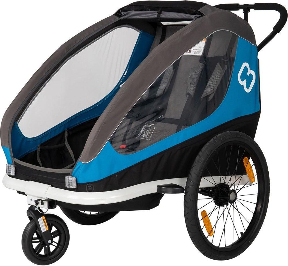 (Windeln.de) Hamax TRAVELLER Fahrradanhänger für 2 Kinder, (mit Newsletter 254,99€)