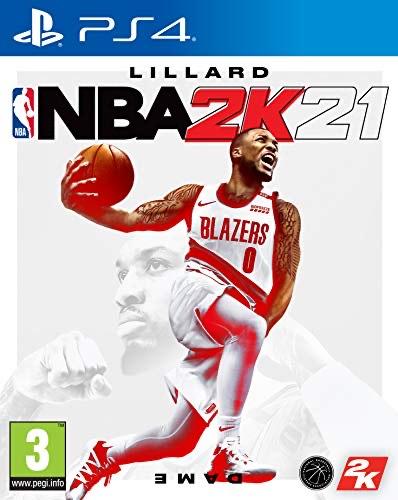 NBA 2k21 Playstation 4 | Nintendo Switch für je 14,95€ + Versand
