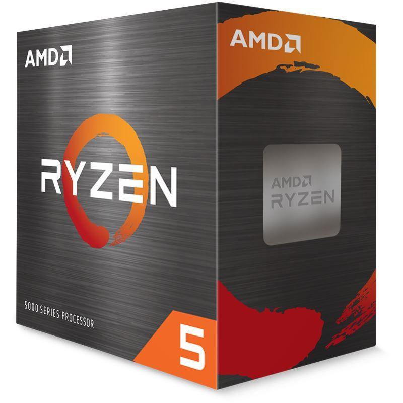 AMD Ryzen 5 5600x Box Prozessor CPU WraithKühler