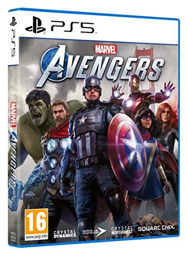 Marvel's Avengers (PS5) für 35,04 € (Amazon.es)
