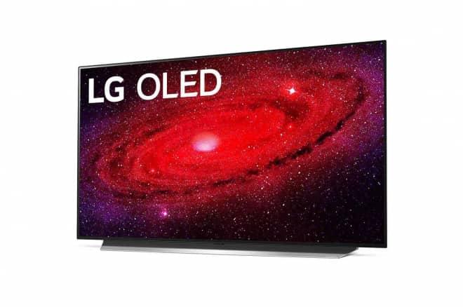 LG OLED48CX8LC OLED Fernseher 48 Zoll inkl. Kopfhörer