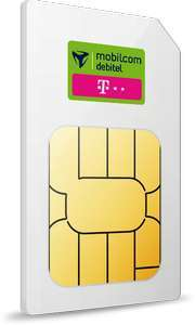 Datentarif Debitel Telekom (15GB LTE 150Mbit) für 7,24€ mtl. durch 350€ offline Coupon