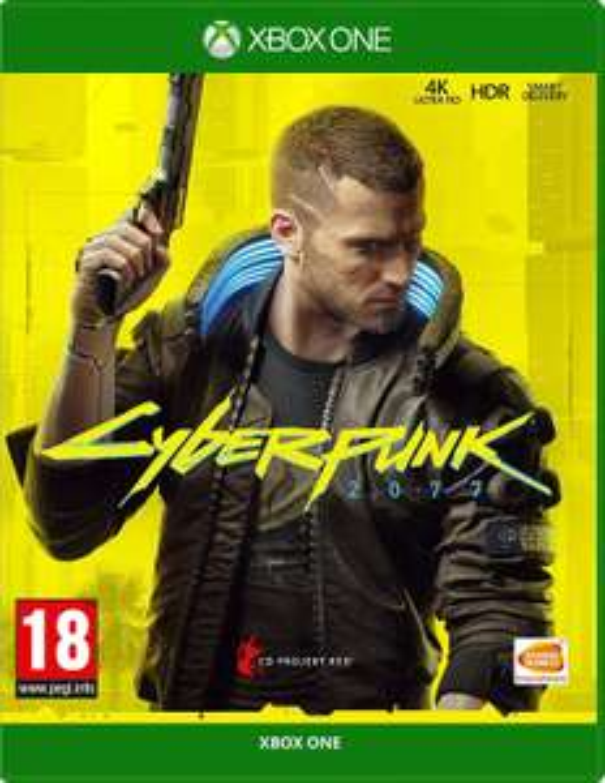 Cyberpunk 2077 (Xbox One / Series S/X) für 23.32€ (Amazon UK)
