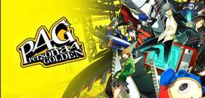P4G Persona 4 Golden [PC/Steam] (Gamesplanet UK)