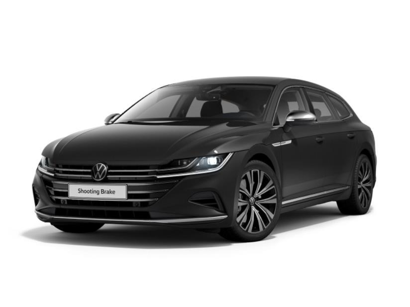 Autokauf: VW Arteon Shooting Brake 2.0 4x4 / 280PS als EU-Neuwagen (konfigurierbar) für 38764€ / BLP:55505€