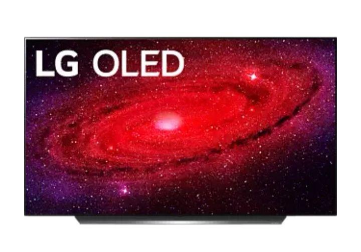 LG OLED55CX9LA OLED TV (Flat, 55 Zoll / 139 cm, UHD 4K, SMART TV, webOS 5.0 mit LG ThinQ)