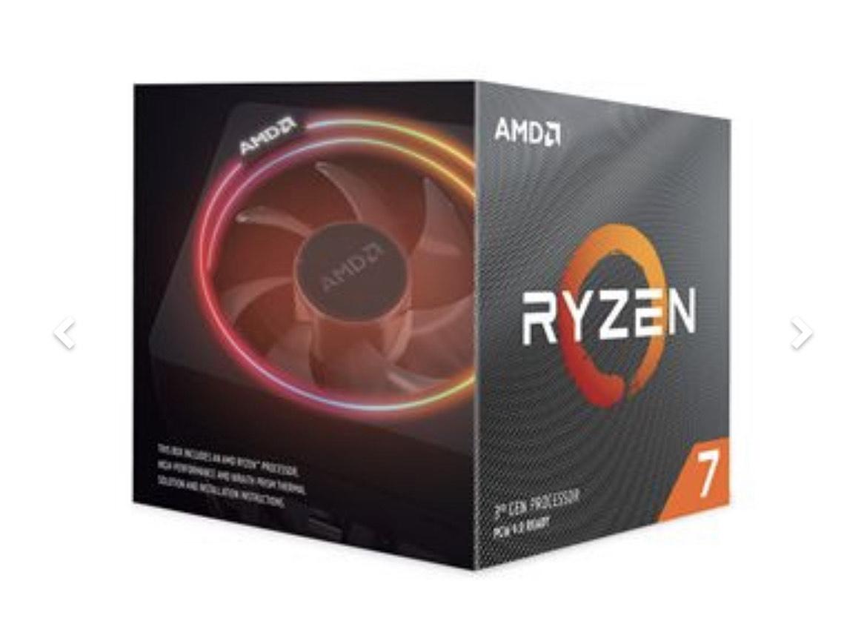 AMD Ryzen 7 3700X 8x 3.60GHz So.AM4 BOX [VSK frei 0-6 Uhr]